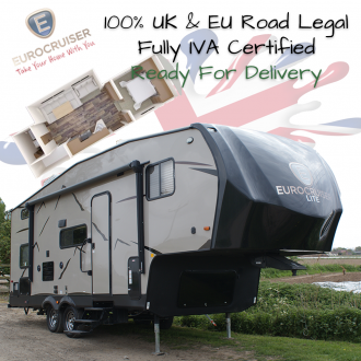 EuroCruiser 785 Lite American 5th Wheel Caravan FULL IVA